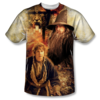 The Hobbit™ Bilbo And Gandalf All-Over T-Shirt