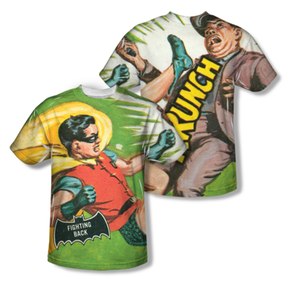 Batman '66™ FIGHTING BACK All-Over T-Shirt