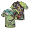 Batman '66™ UNDERWATER All-Over T-Shirt