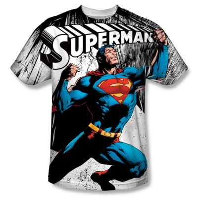 Superman™ TO INFINITY All-Over T-Shirt
