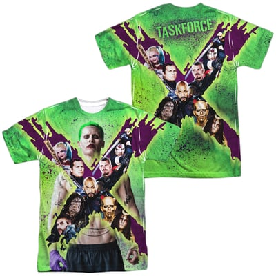 Suicide Squad™ TASKFORCE X™ All-Over Apparel