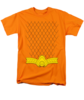 Aquaman™ ARMOR Costume T-Shirt -Adult 2XL (LAST 1 LEFT!)