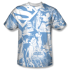 Superman™ MAN OF STEEL BLUEPRINT All-Over T-Shirt