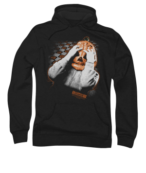 Halloween III™ ROTTING PUMPKIN MASK Apparel
