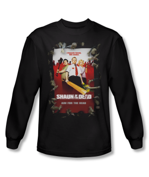 Shaun of the Dead™ MOVIE POSTER Apparel