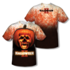 Halloween II™ PUMPKIN SKULL All-Over T-Shirt