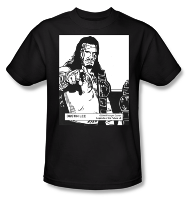Diehard Dustin Lee™ LEGENDS OF THE FUTURE CARD T-Shirt