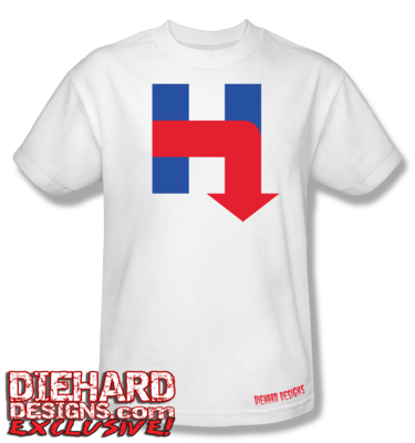 Hillary for hell logo apparel for How to copyright t shirt designs