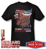 "Zandig™ ""MAKE AMERICA ULTRAVIOLENT AGAIN"" Made in USA T-Shirt"