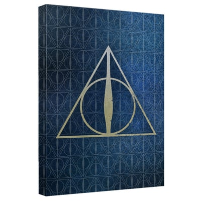 Harry Potter™ Deathly Hallows Icons Wall Art