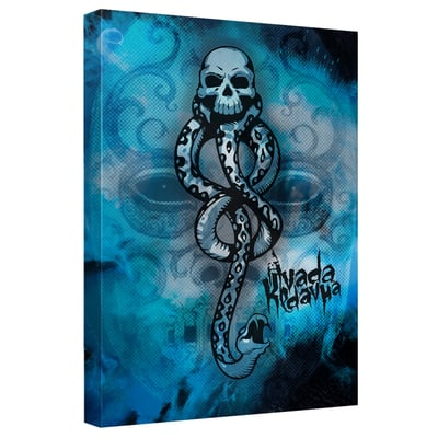 Harry Potter™ Death Eater Wall Art