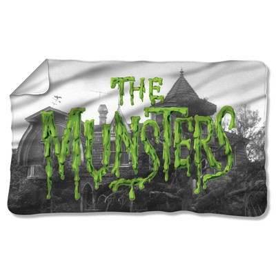 The Munsters™ Oozing Logo Home Goods