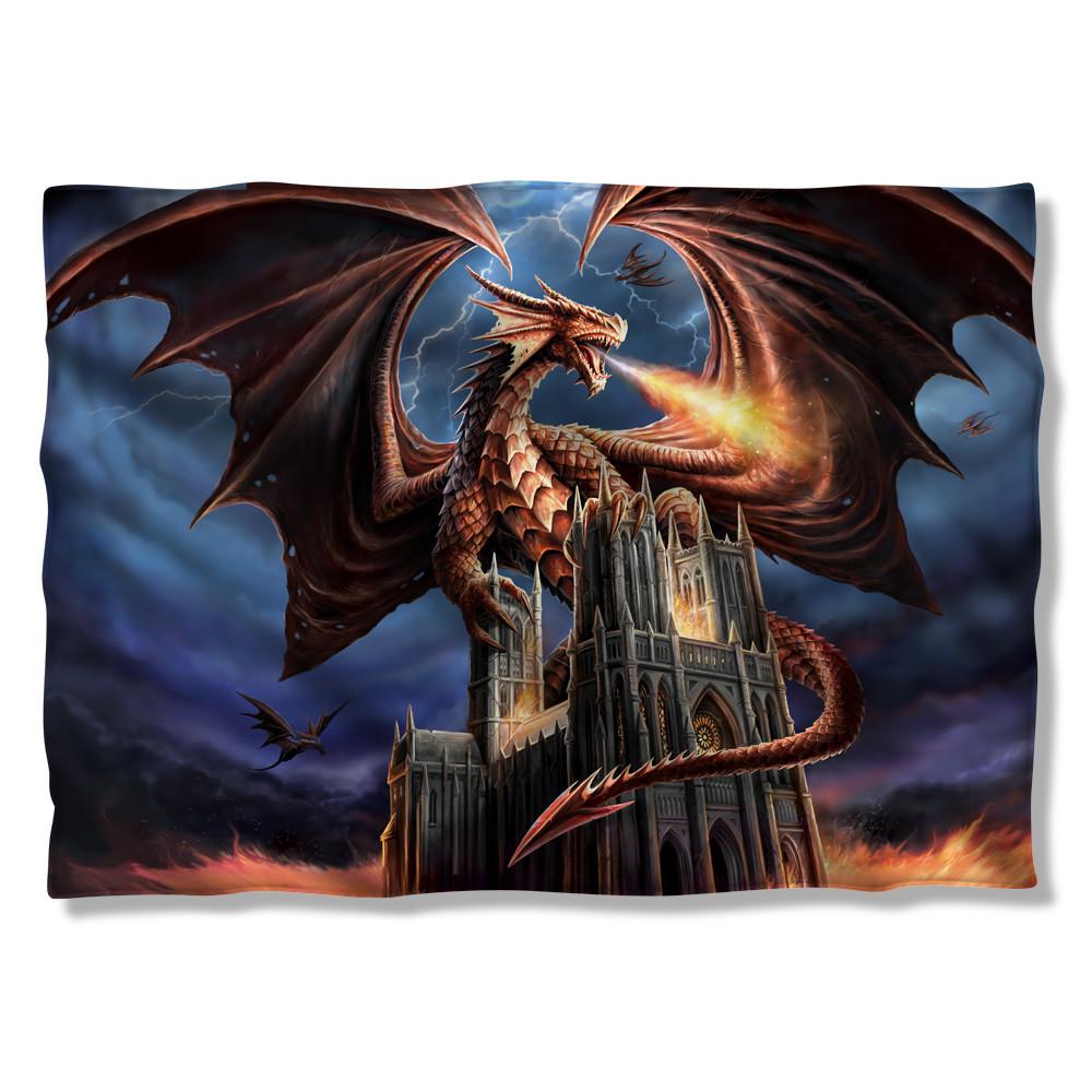 Ann Stokes Dragon S Fury Home Goods