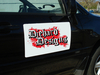 Custom Full Color Car Magnet + FREE GROUND SHIPPING!*