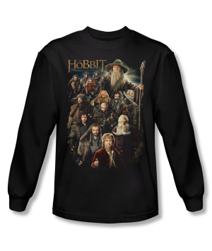 The Hobbit™ Somber Company Apparel