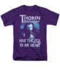 The Hobbit™ Thorin's Key Apparel