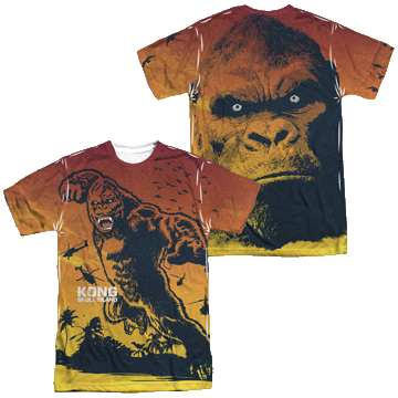 Kong: Skull Island™ IN THE JUNGLE All-Over Apparel