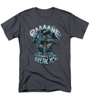 Bane™ vs. Batman™ BREAK YOU Apparel