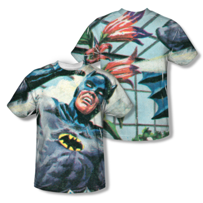 Batman '66™ POISON FOLIAGE All-Over T-Shirt