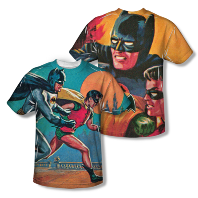 "Batman '66™ ""LET'S GO!"" All-Over T-Shirt"
