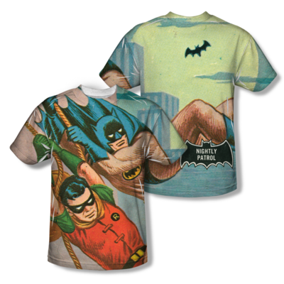 Batman '66™ NIGHTLY PATROL All-Over T-Shirt