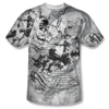Batman™ TALE OF THE DARK KNIGHT All-Over T-Shirt