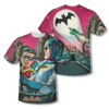 Batman '66™ BAT SIGNAL All-Over T-Shirt