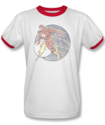 Flash™ Retro Iron-On T-Shirt