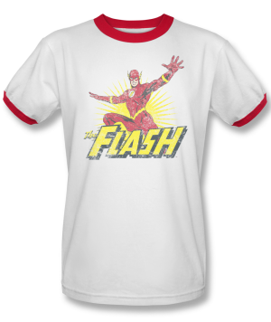 Flash™ Rough Distress T-Shirt