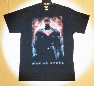 "Man of Steel™ ""RED SON of KRYPTON"" T-Shirt - Adult Medium (LAST 1 LEFT!)"