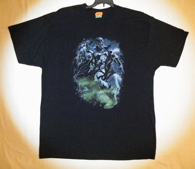 Black Lantern™ Batman™ T-Shirt - Adult XL (LAST 1 LEFT!)