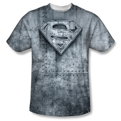 Superman™ MADE OF STEEL All-Over T-Shirt