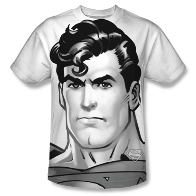 Superman™ CLOSE UP All-Over T-Shirt