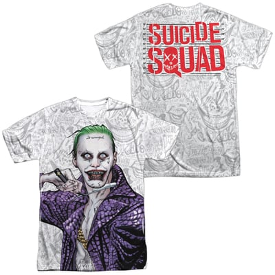 The Joker™ CUT THROAT All-Over Apparel