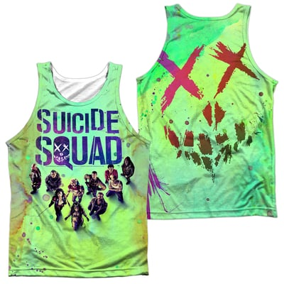Suicide Squad™ MOVIE POSTER All-Over Apparel