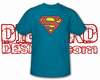 Superman™ RETRO DISTRESSED SHIELD Apparel