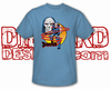DARKSEID™ OMEGA BEAM T-Shirt