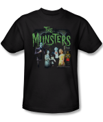 "The Munsters™ 50th Anniversary ""1313"" Apparel"