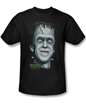 The Munsters™ HERMAN'S HEAD Apparel