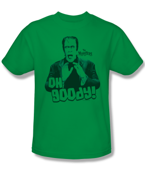 The Munsters™ OH GOODY! Apparel