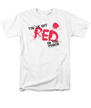 "Shaun of the Dead™ ""YOU GOT RED ON YOU!"" Apparel"