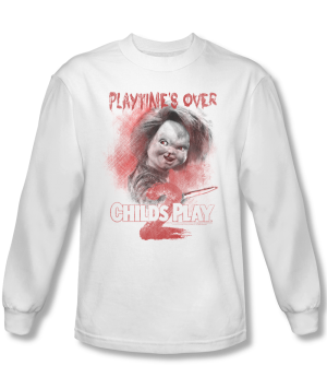 Child's Play 2™ PLAYTIME'S OVER Apparel