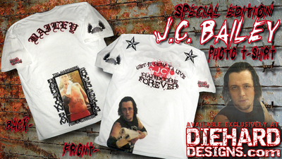 Special Edition J.C. Bailey Photo T-Shirt