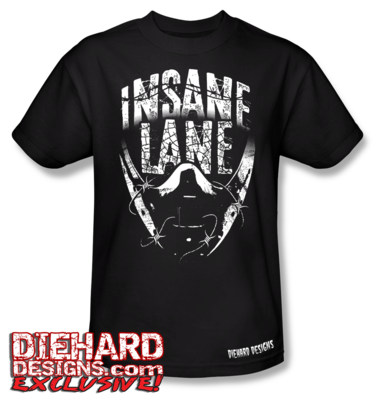 "Insane Lane™ ""CANNIBAL MASK"" Apparel"