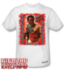 "Pro Wrestling Legends Special Edition J.C. Bailey™ ""WEAR THE SCAR"" T-Shirt"
