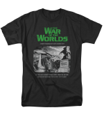 War of the Worlds™ Spaceships From Beyond Apparel