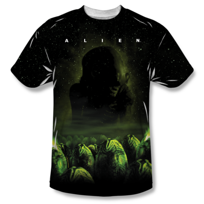 Alien™ OMINOUS All-Over T-Shirt