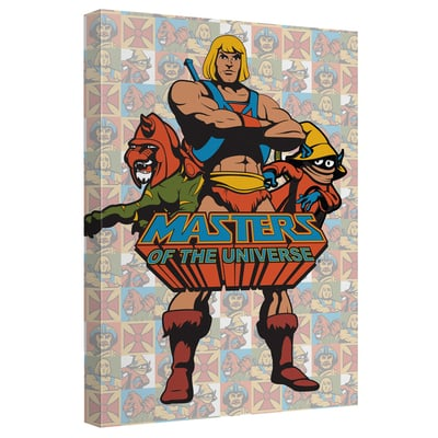 Masters of the Universe™ HEROES Art Canvas
