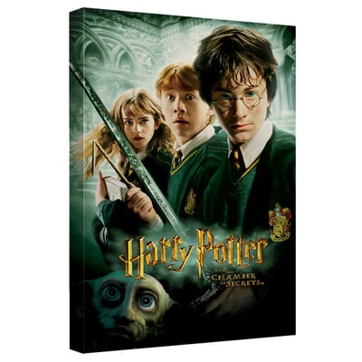 Harry Potter & The Chamber of Secrets™ Art Canvas