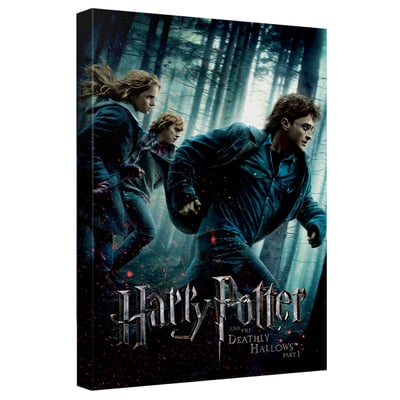 Harry Potter & The Deathly Hallows™ Part 1 Art Canvas